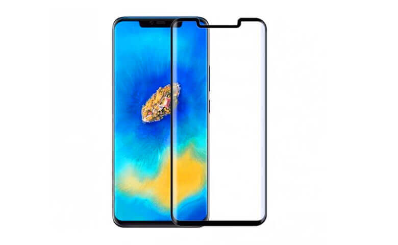 wholesale 3D tempered glass screen protectors for Huawei Mate 20 Pro