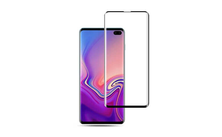 wholesale and OEM/ODM custom 3D tempered glass for Samsung S10, S10 Lite and S10 Plus