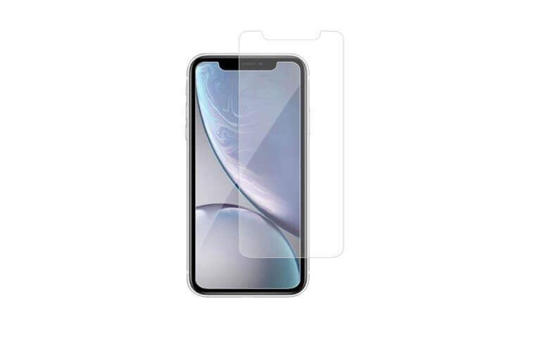 Tempered Glass Screen Protectors for iPhone XR