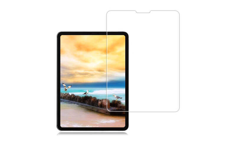 whoelsale and OEM/ODM custom tempered glass screen protectors for 11' and 12.9' iPad Pro 2018