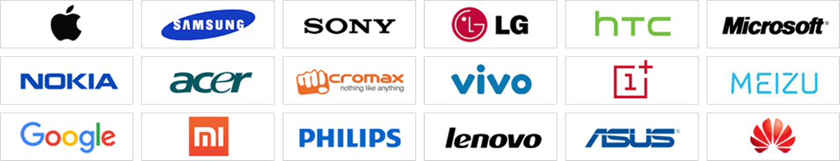 medas screen protectors' main device brands