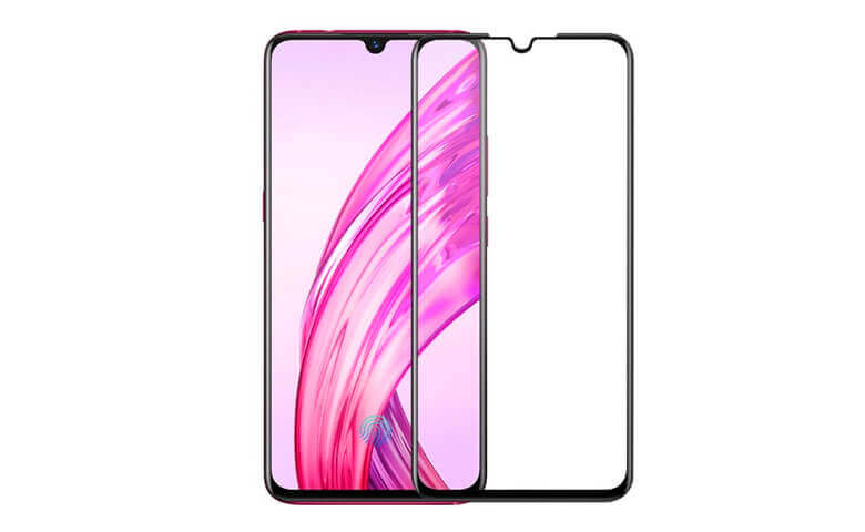 Full Glue Full Cover Tempered Glass Screen Protectors for vivo X23