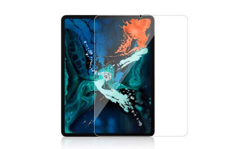 PET screen protectors for 11' and 12.9' iPad Pro 2018
