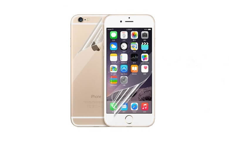 wholesale PET screen and back protectors for iPhone 6s