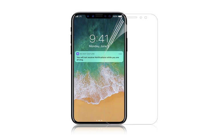 wholesale PET screen and back protectors for iPhone X,XS,XS Max, XR