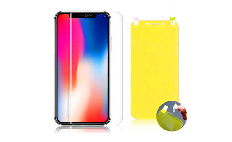 TPU Screen Protectors for iPhone X