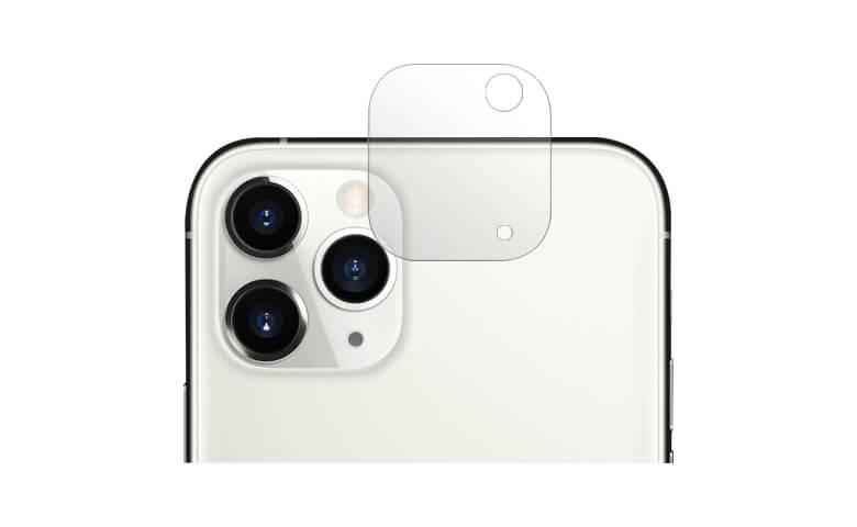 Rear Camera Lens Protectors for iPhone 11, 11 Pro, 11 Pro Max