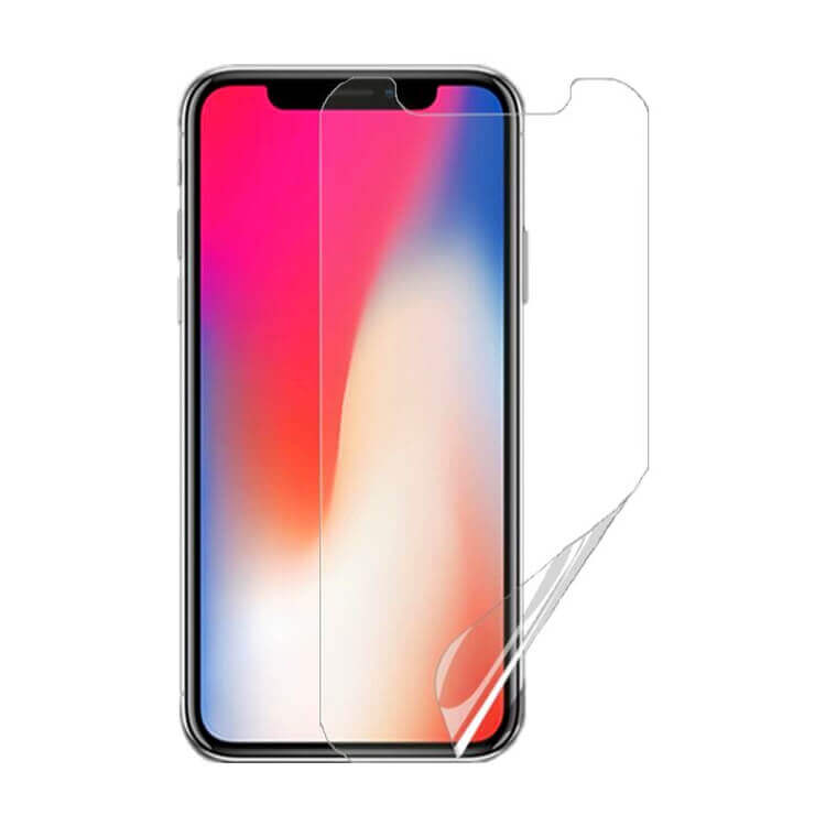 wholesale PET screen and back protectors for iPhone XS,XS Max and X