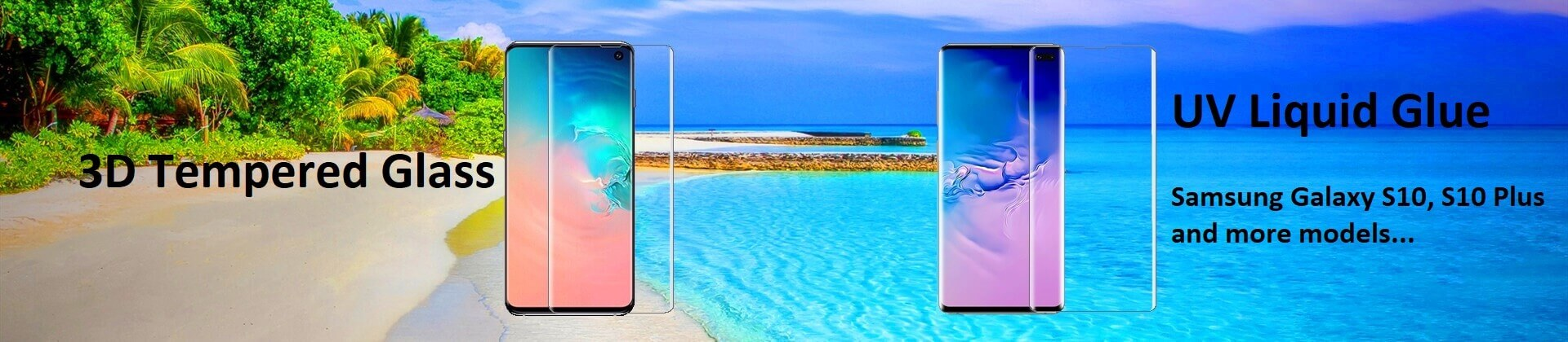wholesale-UV-liquid-glue-3D-tempered-glass-screen-protectors-for-Samsung-S10-and-S10-Plus